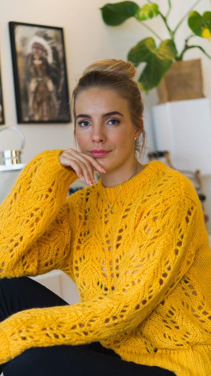 gul genser - ny favoritt 4 FERDIG