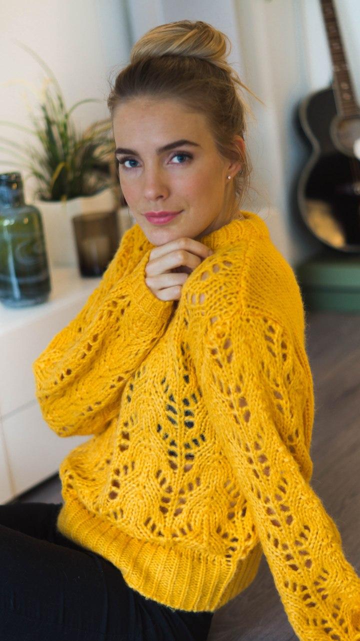 gul genser - ny favoritt 5 FERDIG